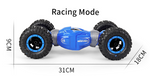 Waterproof Amphibious Stunt Flip RC Car