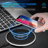 W10 Quick Wireless Charger Black