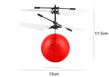 Red Meteor Mini Copter Ball