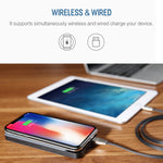 P39 Wireless Charging Power Bank