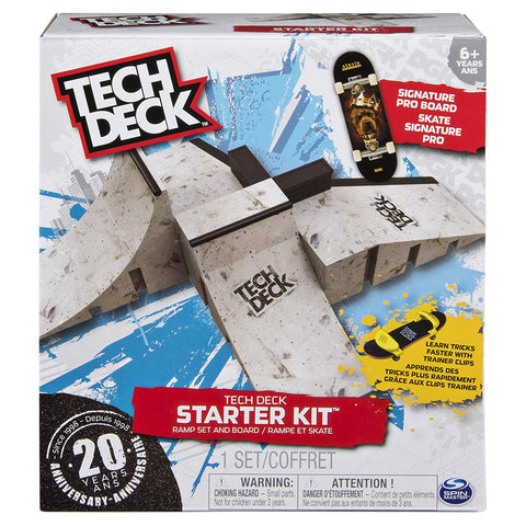 Tech Deck Starter Kit