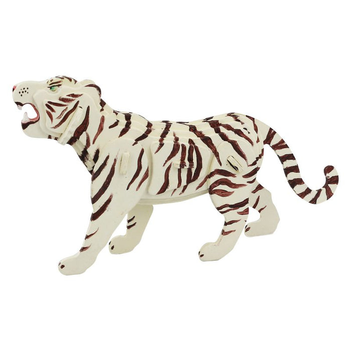 Tiger Painting Puzzle