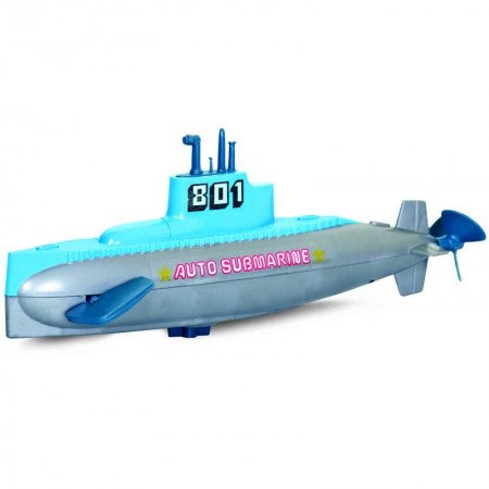 Clockwork Submarine
