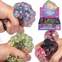 Confetti Squishy Mesh Ball