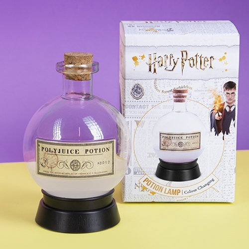 Harry Potter Potions Lamp