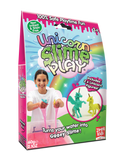 Unicorn Slime Play Pink