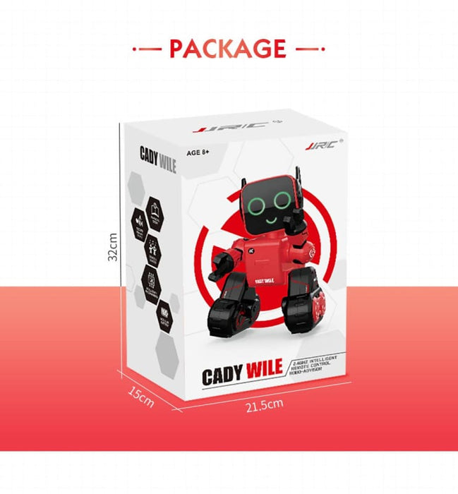 Cady Wile Red - R4