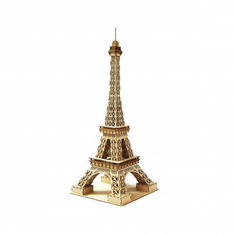 EIFFEL TOWER(LARGE) 3D WOODEN PUZZLE