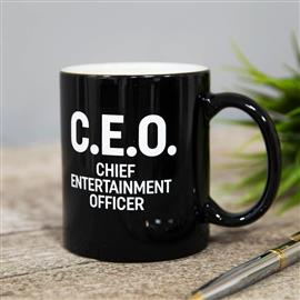 CEO - Chief Entertainment Officer Mug