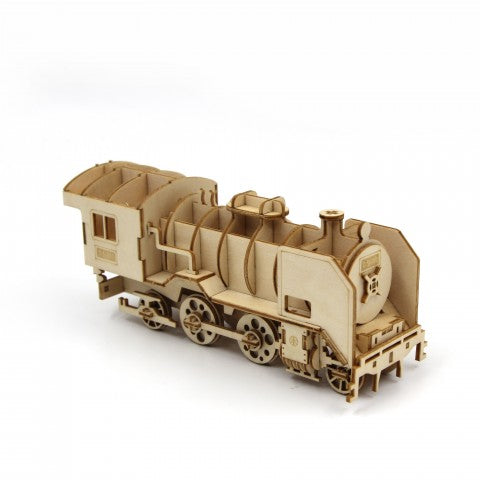 D51200 LOCOMOTIVE 3D WOODEN PUZZLE