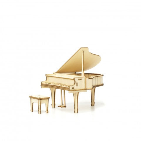 PIANO 3D WOODEN PUZZLE