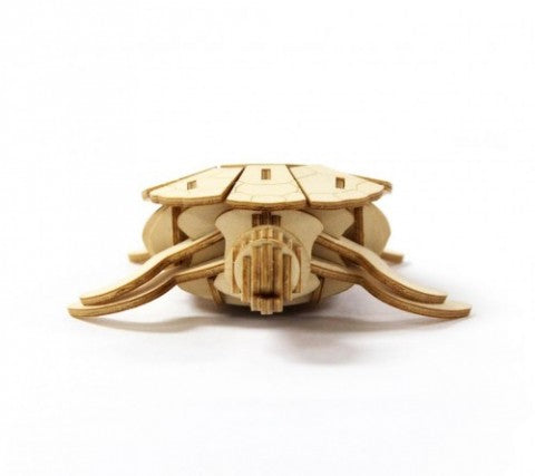 SEA TURTLE 3D WOODEN PUZZLE