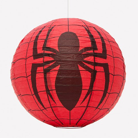 Marvel Ultimate Spider-man Paper Spherical shade 30cm