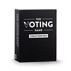 The Voting Game Create Your Own