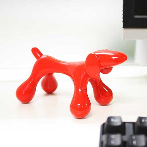 DOG SHAPE MASSAGER