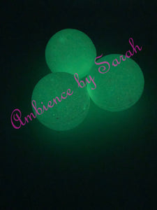 Glow in the Dark Bath Bomb