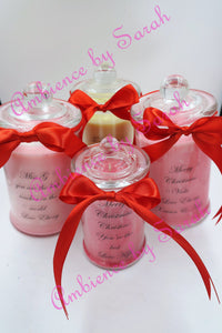 Personal Message Candle - Small
