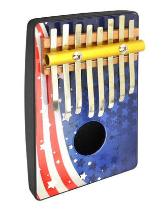 American Flag 8 Note Thumb Piano