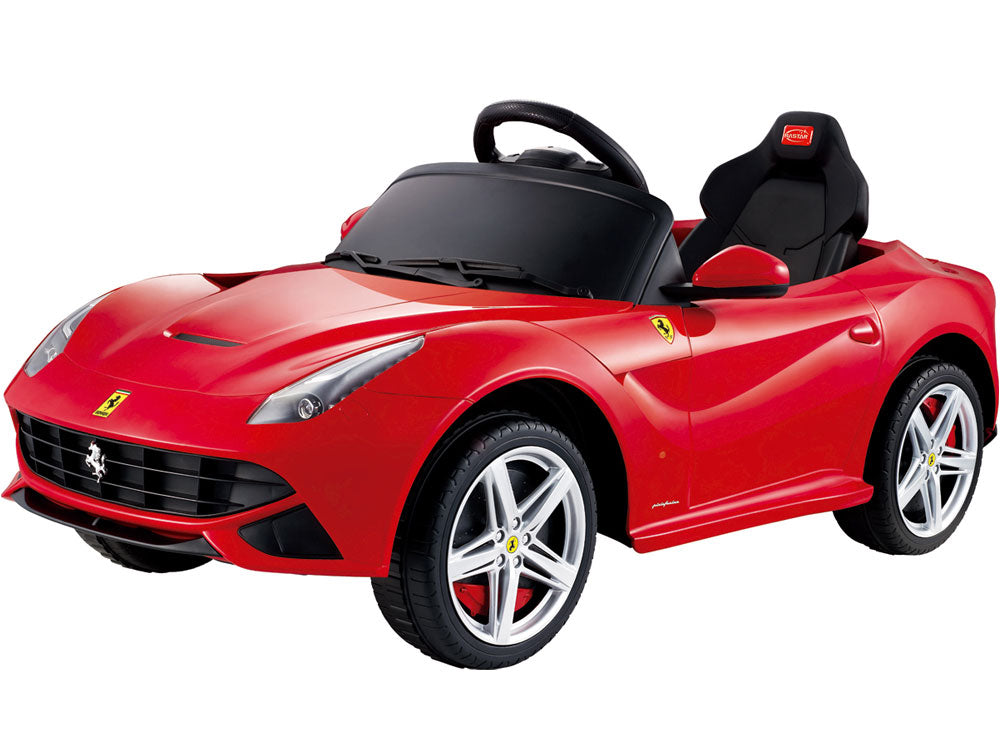 Rastar Ferrari F12 12v Red (Remote Controlled) Kids Car