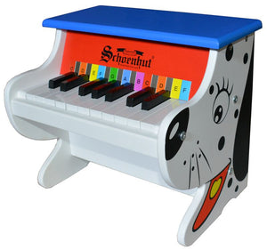 Schoenhut 25-key Animal Electronic Piano-Dog