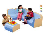 "Kids Large ""Corner Sofa"" New Club Kit By Wesco"