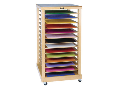 PAPER RACK by Jonti Craft