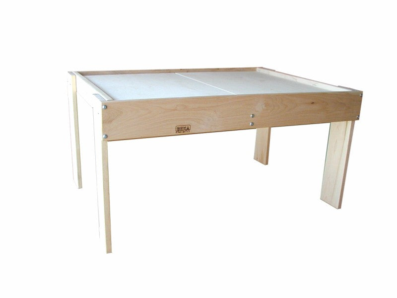 Kids Activity Wooden Play Table w/Tops