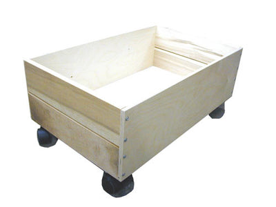 Child's Wooden Storage Trundle