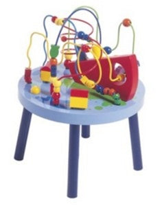 Kids Ocean Adventure Maze Table - Kneehigh