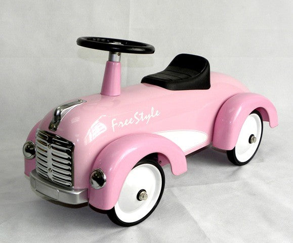 Scoot-A-Longs Kids Cars-Speedster Freestyle Pink