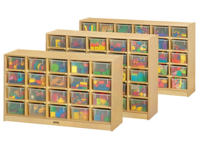 20 Tray MOBILE CUBBIE Optional trays by Jonti Craft