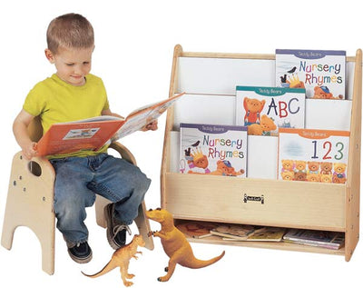 TODDLER PICK-a-BOOK STAND - 1 SIDED by Jonti Craft