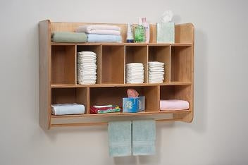 NewWave Hanging Diaper Storage-Made in USA