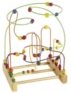 Original Supermaze Rollercoaster Toy