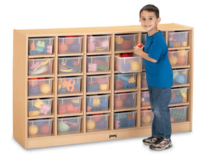 30 TRAY MOBILE STORAGE Optional trays by Jonti Craft