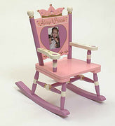 Royal Kids Mini Rocker- Princess