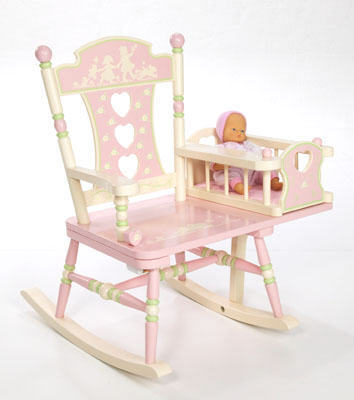 Kids Rocking Chairs-Rock-A-My-Baby Childs rocker