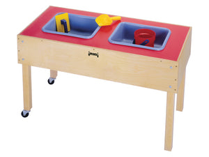 2 TUB SENSORY TABLE by Jonti Craft