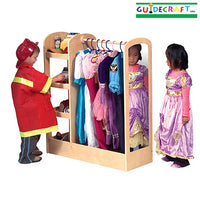 See and Store Dress Up Center- Natural