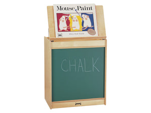 BIG BOOK EASEL - CHALKBOARD by Jonti Craft