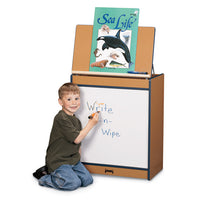 SPROUTZ® BIG BOOK EASEL - WRITE-n-WIPE - 4 colors by Jonti Craft
