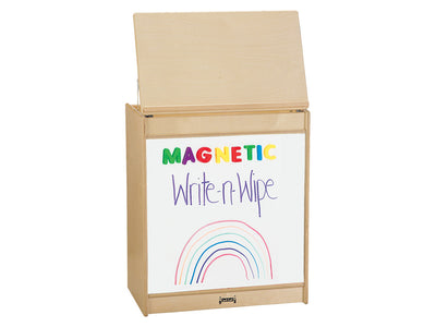 BIG BOOK EASEL - MAGNETIC WRITE-n-WIPE by Jonti Craft