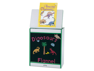 BIG BOOK EASEL - FLANNEL - 8 colors by Jonti Craft