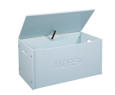 Toy Storage Box-Made in USA-Personalization Available