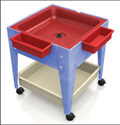 Youth Mite with Red Tub & Mega-Tray, Made in USA