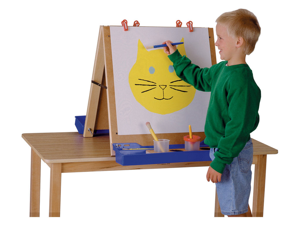 TABLETOP EASEL by Jonti Craft