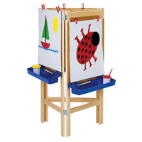 3 WAY ADJUSTABLE EASEL by Jonti Craft