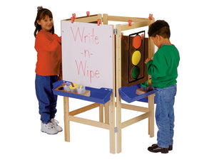 4 WAY ADJUSTABLE EASEL by Jonti Craft