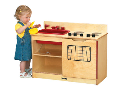 2-in-1 KINDER-KITCHEN  by Jonti Craft