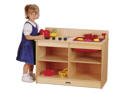 2-in-1 TODDLER KITCHEN by Jonti Craft